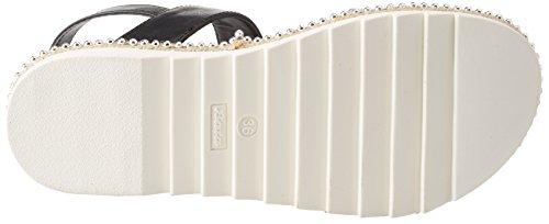 Caviglia Donna Bianco alla Cinturino BATA con 561361 Sandali qPv818