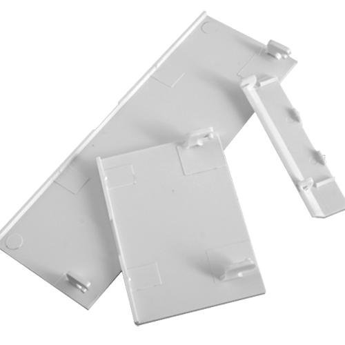 XSport Replacement Door Slot Covers for Nintendo Wii Console (Gamecube Port For Wii)