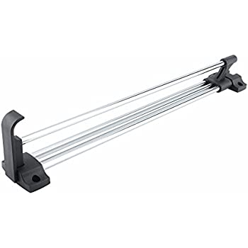 Charmant Yosoo Heavy Duty Retractable Wardrobe Closet Pull Out Rod Clothes Hanger  Towel Rail / Extending Rail