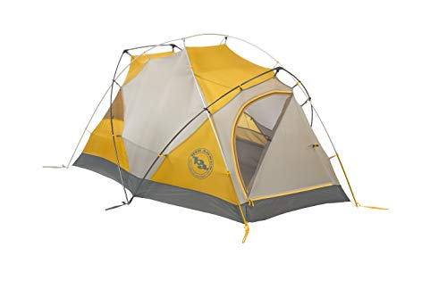 Big Agnes Battle Mountain 2 Mountaineering Tent, 2 Person, Gold