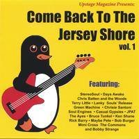 Upstage Magazine Presents: Come Back to the Jersey Shore, Vol. 1