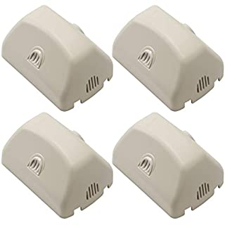Safety 1st Outlet Cover/Cord Shortner, White, 4PK, One Size
