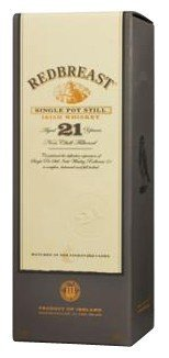 Jameson Irish Whiskey Redbreast 21 Year 92 Proof, 750 ml by Jameson Irish Whiskey (Image #1)