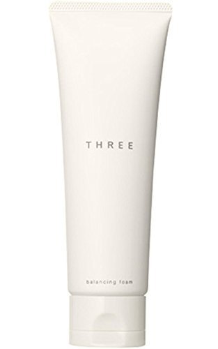 THREE Balancing Foam 120g Face-wash cleansing Japan