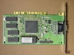 Mach64 Video - ATI 1023210621 PCI Video Card Mach64 2 MB