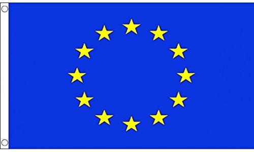 European Union EU (Reflex Blue Shade) Flag 5'x3' (150cm x - X Eu Shades
