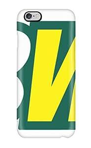 New Subway Logo Tpu Case Cover, Anti-scratch Paula S Roper Phone Case For Iphone 6 Plus