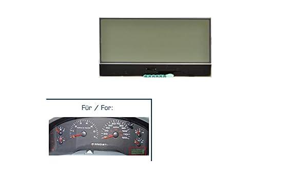 gearworks - Pantalla LCD para cuentakilómetros F-150 04-08, instrumentos combinados, error de píxeles y instrumento: Amazon.es: Coche y moto