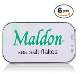 (Maldon Salt Pinch Tins - 0.35 Oz. (6 Pack) )