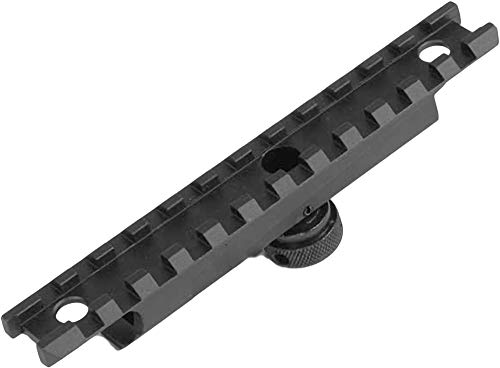Evike Airsoft Military Grade High Grade AR-15 / M4 / M16 Carrying Handle Scope Mount Base