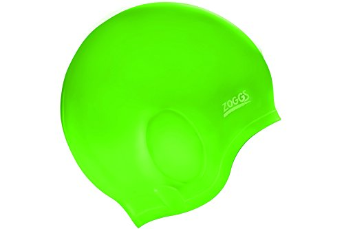 Buy zoggs women's silicone swimming cap pink