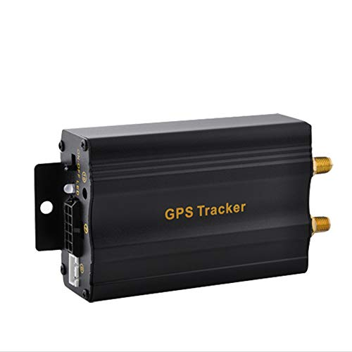 Alician GPS Tracker GPS Tracker - Data Logger for Fleet Management Vehicle Protection GSM Quad-Band Connectivity