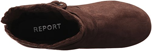 Bootie Report Elinor Ankle Women's Brown q6rx6tpRw