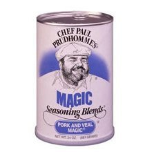 Veal Magic - Chef Paul Prudhommes Pork and Veal Magic - 24 oz. can, 4 cans per case by Chef Paul