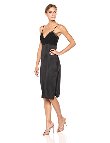 BCBGeneration Women's Slip Dress, Black, 12 from BCBGeneration