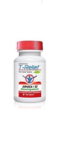 T-Relief (formerly, Traumeel) (2 x 100 tab) by Heel/BHI