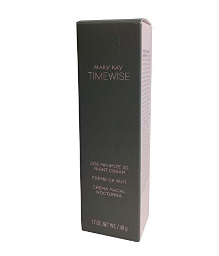 Mary Kay TimeWise 3D Age Minimize Night Cream (Normal/Dry) (Kay Neck Cream Mary)