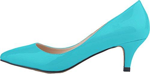 CFP - zapatilla baja mujer Azul