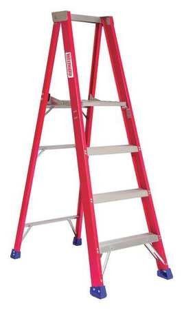 Platform Stepladder 3 Foot 10 Fgl 300 Lb