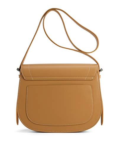 Flap Bag Brown Saddle CeCe Miss amp; Crossbody Purses with Tassel Bag Top Shoulder Women's xwqaUq0z4