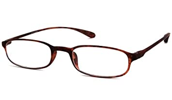 8583ededbd Image Unavailable. Image not available for. Color  Calabria Readers Reading  Glasses - 718 Tortoise Flexi-Light ...