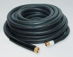 91001857 Hd 3/4 inchX50 foot Blk Rub Water Hose Blk Rub