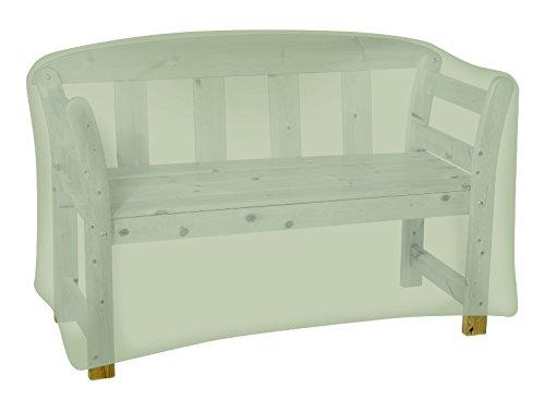 Tepro Universal Abdeckhaube Bank, 3 Sitzer, beige, 80 x 160 x 80 cm, 8620