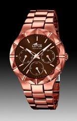 Reloj Lotus de mujer color chocolate L18101/2