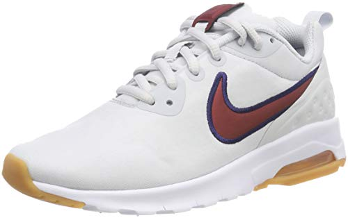 red Lw Crush 009 Air Running Motion Scarpe Donna Max Brown Multicolore gum Nike pure Light Platinum Se npPtwg77
