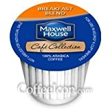 Maxwell House Breakfast Blend K-Cups (48 Individual K-Cups)