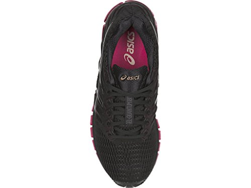 Chaussures Asics Gel-Quantum 180 2 Femme 2017 Nero