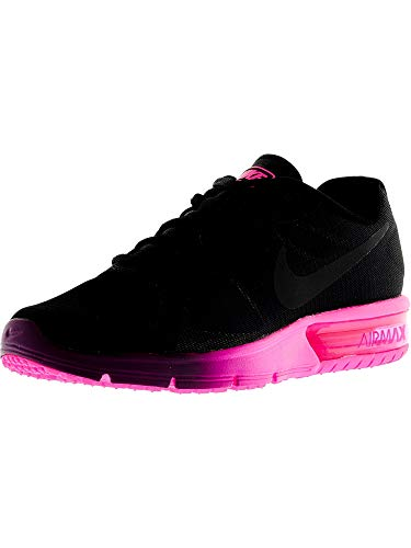 NIKE Womens Air Max Sequent Running Shoe