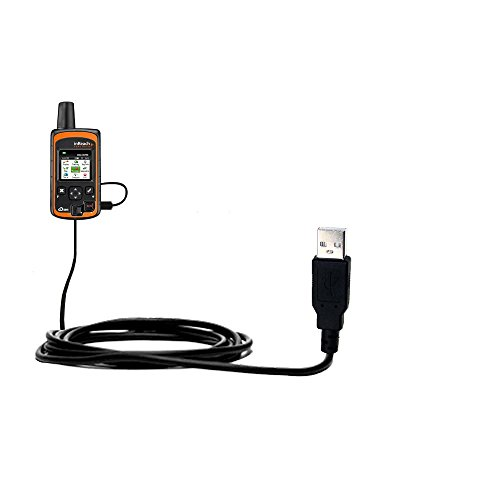 - Classic Straight USB Cable suitable for the DeLorme InReach Explorer with Power Hot Sync and Charge Capabilities - Uses Gomadic TipExchange Technology