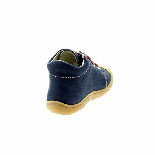 Ricosta Baby Mädchen Anni Sneaker Blau