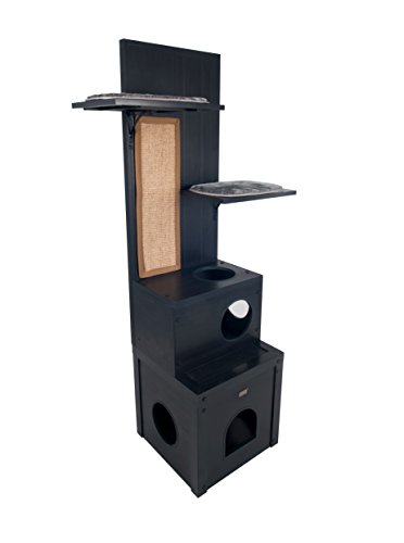 r - Cat Tree - Espresso ()