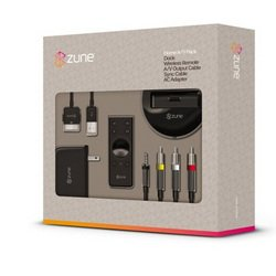Zune Home AV Pack (Zune Home A V Pack)