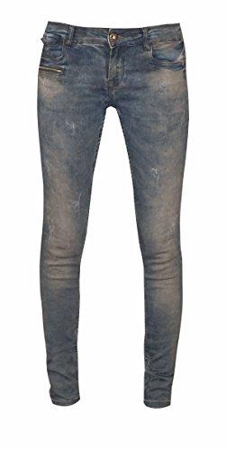 Jeans Femme Dirty Blue W708 Zhrill zFd1qz