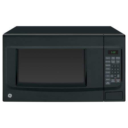GE Appliances [JES1460DSB-B] 1.4 cu ft Countertop Microwave Oven, Black