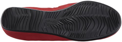 Red Black US Wish Softwalk Women's M 11 Flat g7wRPq