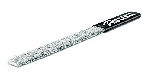 Kutzall Original Flat Hand Rasp – Coarse, Abrasive Tungsten Carbide Teeth – 8″ (203.2mm) Length – FT8330