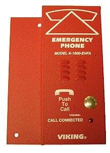 Standard Elevator Phone Box - Viking Electronics-Standard elevator phone box mo