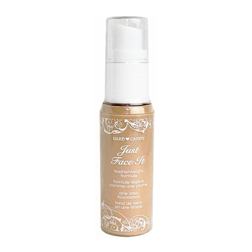 HARD CANDY JUST FACE IT FEATHERWEIGHT FORMULA ONE STEP FOUNDATION 361 FAIR