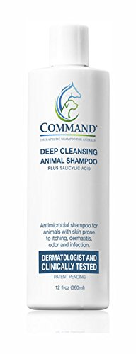 Command Deep Cleansing Animal Shampoo (12 Ounce) by VetriMAX (Image #2)