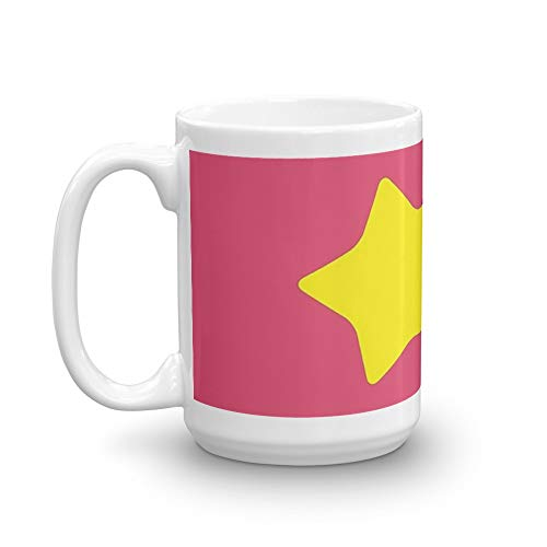 (Shooting Star // Mabel Pines. 15 Oz Ceramic Glossy Gift For Coffee Lovers Quote Mug Gifts For Men & Women. 15 Oz Fine Ceramic Mug With Flawless Glaze)