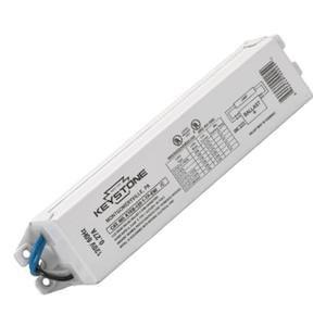 Keystone KTEB-120-1-TP-EMI Fluorescent Ballast, 1-Lamp, F20T12, 20W T12, 120V