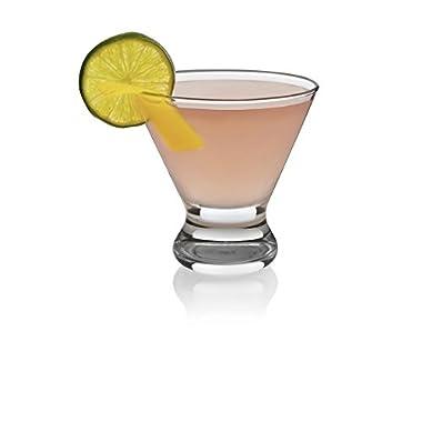Libbey Cosmopolitan Martini Glasses, Set of 4 - 89584
