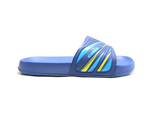 Diadora Men's Auckland Flip Flops Multicolor (Blu Merlino Azzurro Bello) Yz8pQUN