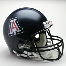 Arizona Wildcats Riddell VSR4 Replica Full Size Football Helmet