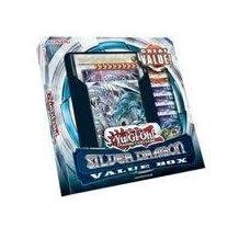 Yu-Gi-Oh Silver Dragon Value Box (Saga of Blue-Eyes White Dragon Structure Deck & 6 Booster Packs & Jumbo Card)