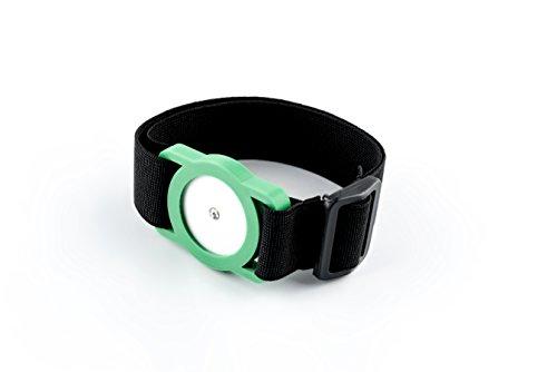 Freestyle Libre Sensor Armband (Green)